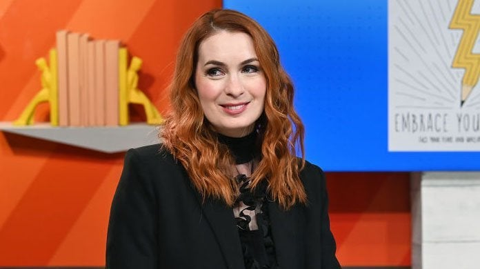 felicia day getty images