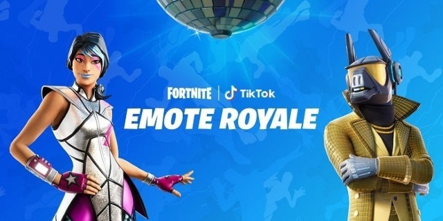 Fortnite Partners with TikTok for New Emote Contest