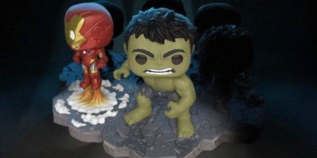 Funko's Deluxe Hulk Pop Joins Marvel's Avengers Assemble Set