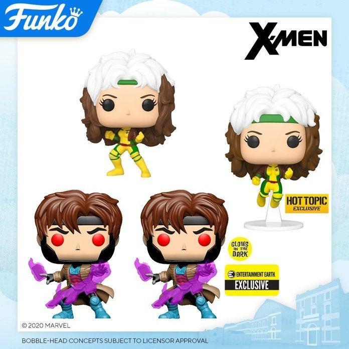 Rogue X-Men Classic Marvel POP