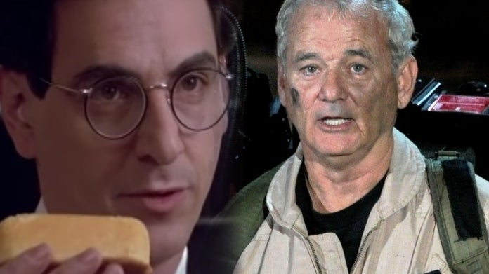 Ghostbusters Bill Murray Egon Harold Ramis