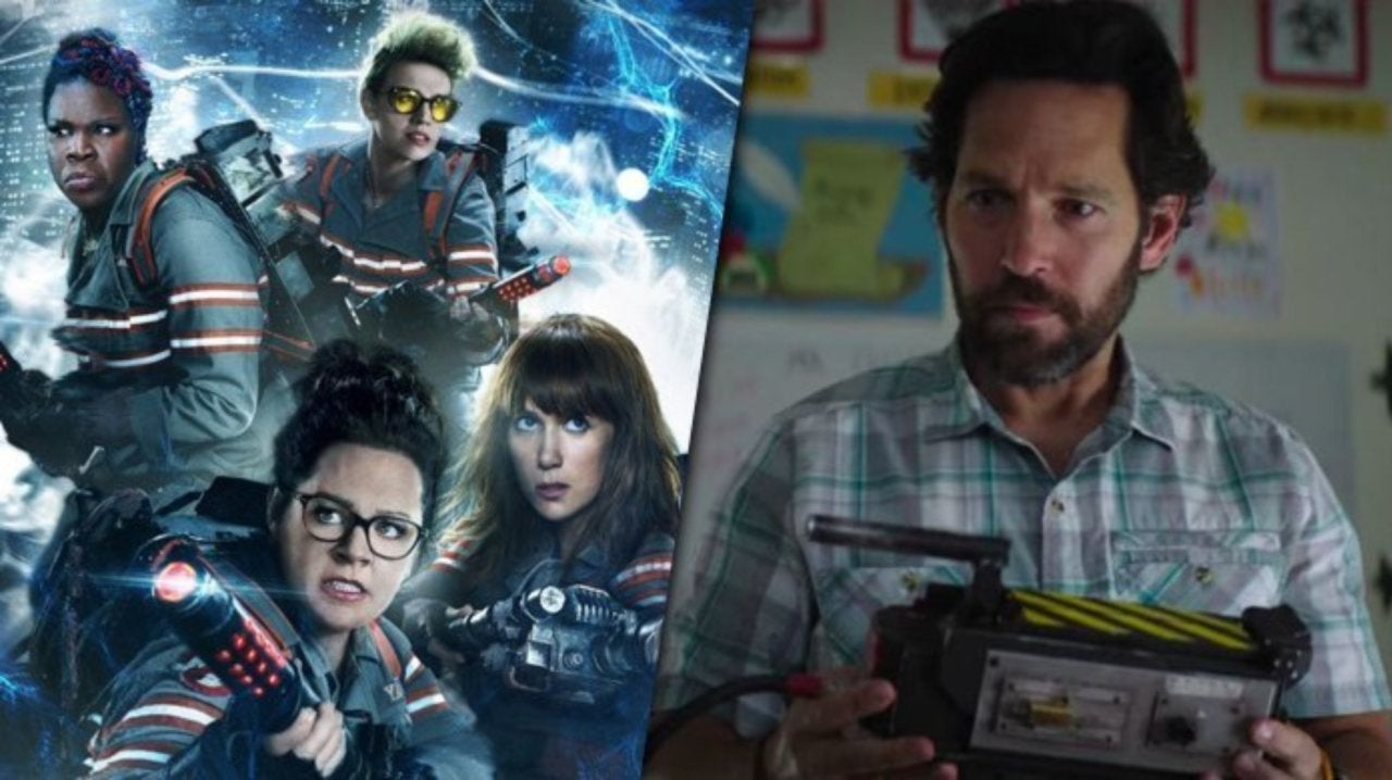 Ghostbusters Reboot Director Hopes for Crossover With Afterlife Universe