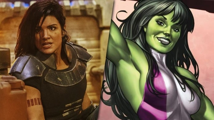 gina carano she hulk
