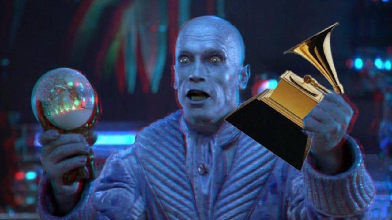 Grammys Red Carpet Fashion Being Compared To Batman Villain Outfits Goes Viral
