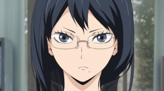 Haikyuu Season 4 Kiyoko