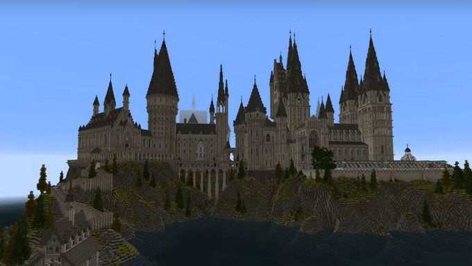 Harry Potter Minecraft