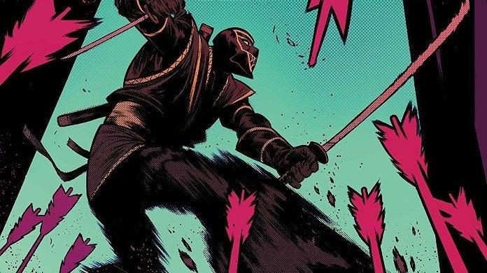 Hawkeye Freefall Ronin