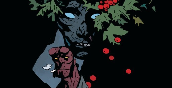 Hellboy Winter Special 2019 Review - Cover