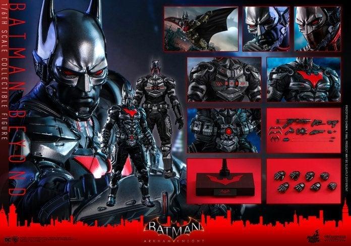 Hot Toys - Batman Arkham Knight - Batman Beyond collectible figure_PR22