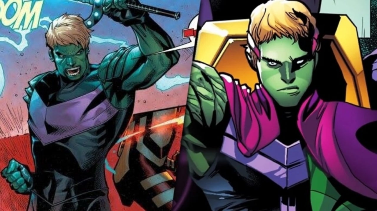 Marvel Studios Rumored to Be Actively Casting Hulkling