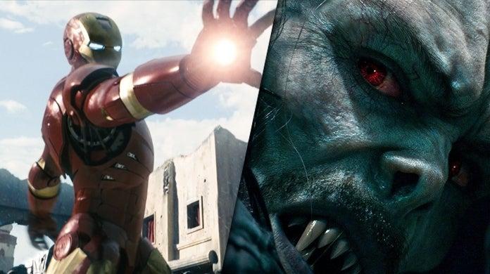 iron man morbius