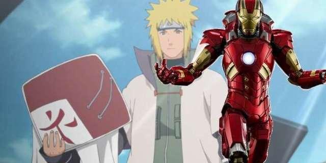 Iron Man Naruto