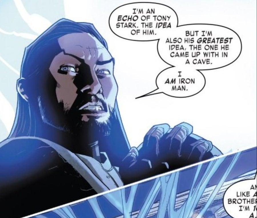 Iron Man Tony Stark Mark One