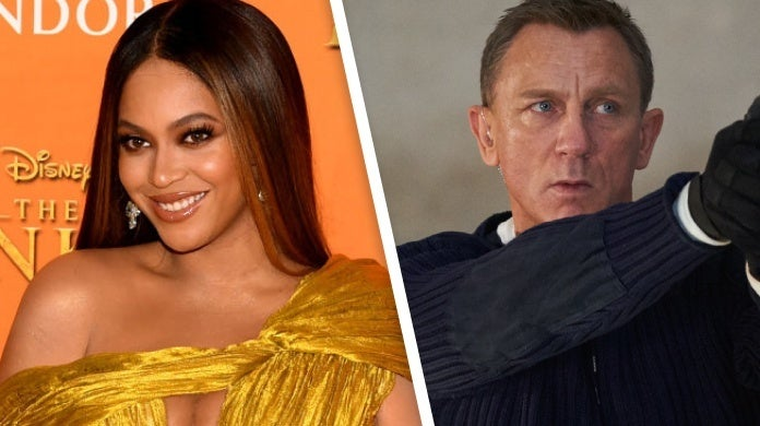 james bond no time to die beyonce