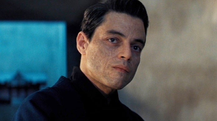 james bond no time to die rami malek