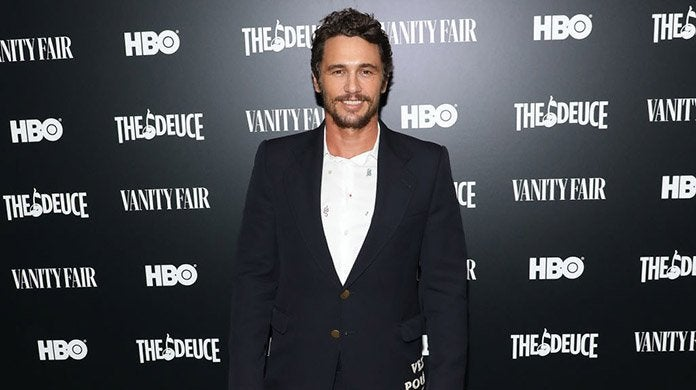 james franco getty images