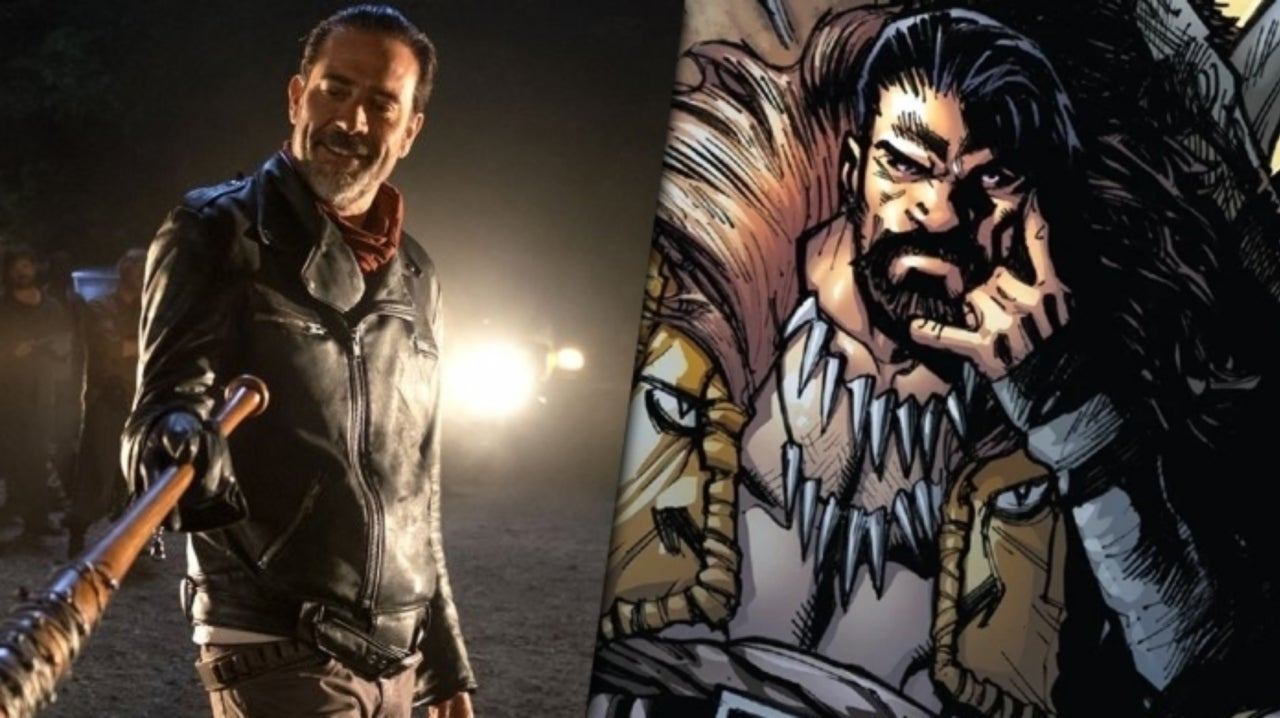 Spider-Man Fan Art Imagines Jeffrey Dean Morgan as Kraven the Hunter