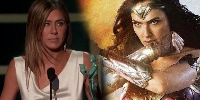 Jennifer Aniston Admits She Waited Too Long to Play Wonder Woman