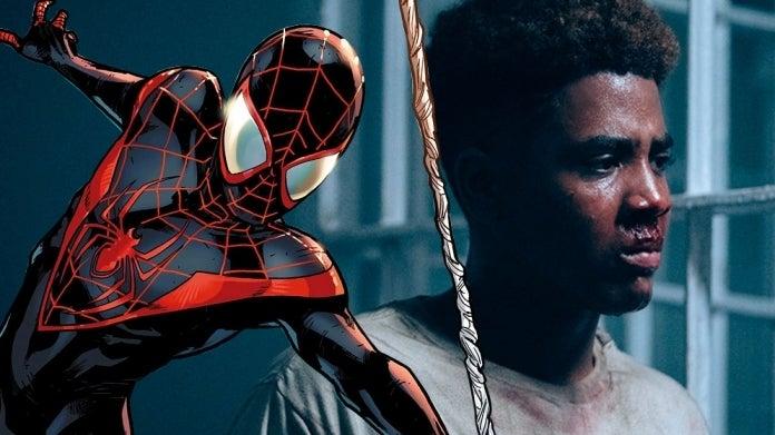 Jharrel Jerome Miles Morales Spider-Man ComicBookcom