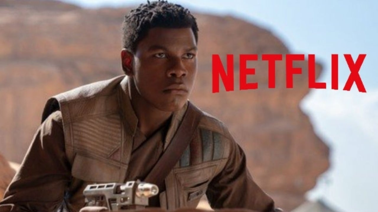 Star Wars: The Rise of Skywalker's John Boyega Is Gearing Up For His Upcoming Netflix Role