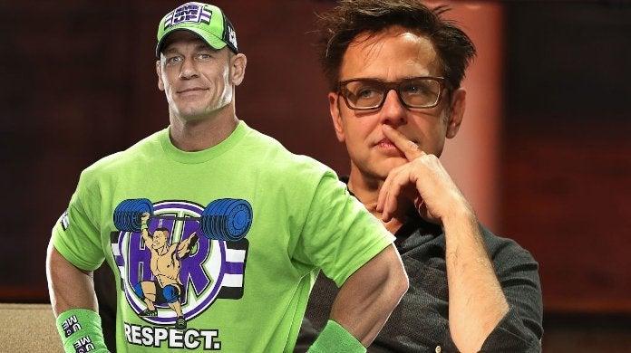 John Cena James Gunn