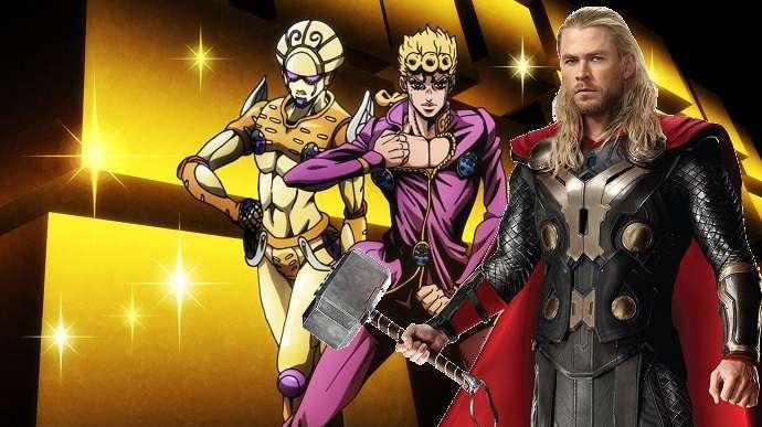 JoJo Thor