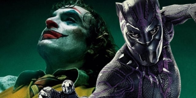 Joker Oscars Black Panther ComicBookcom