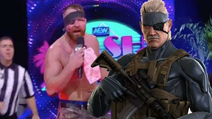 Jon-Moxley-Solid-Snake-AEW