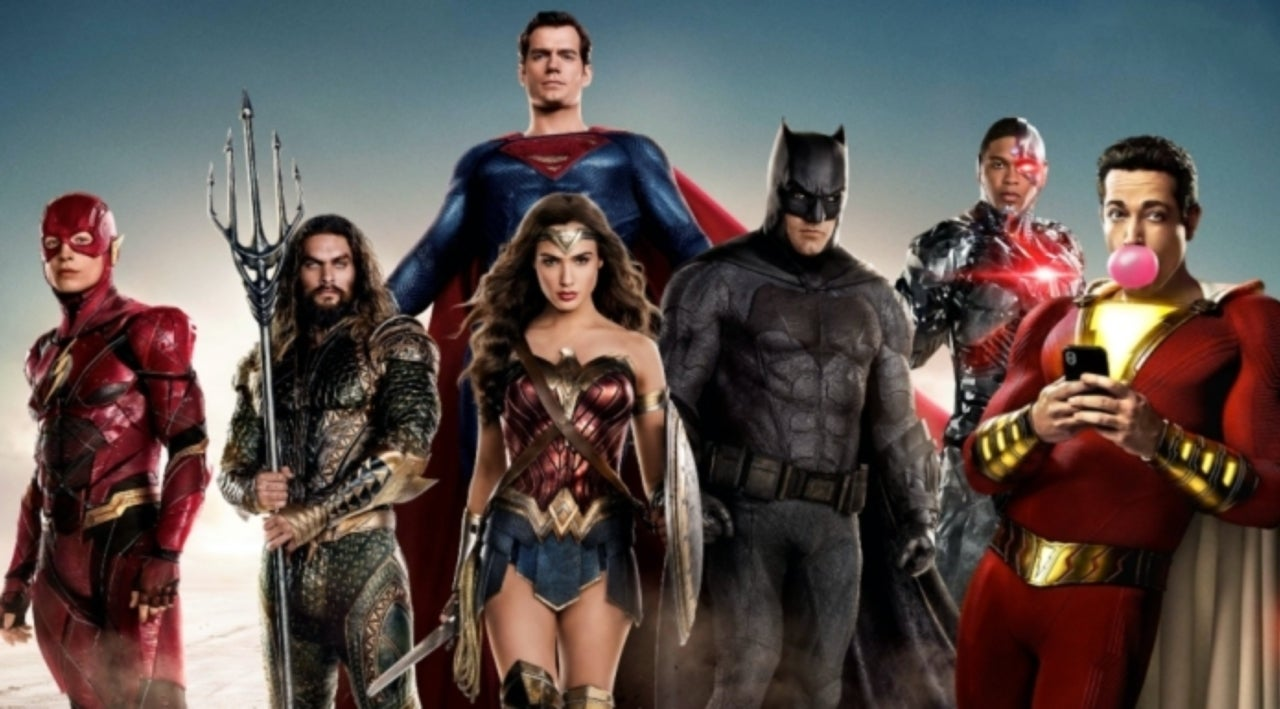 """Shazam! Star Zachary Levi Says Finished Justice League Snyder Cut Release Is """"Just Not Happening"""""""
