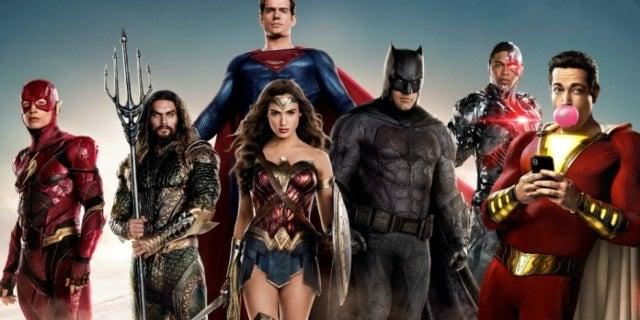 Justice League Snyder Cut Zachary Levi Shazam comicbookcom