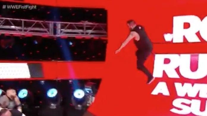 Kevin-Owens-WWE-Raw-entrance-ramp