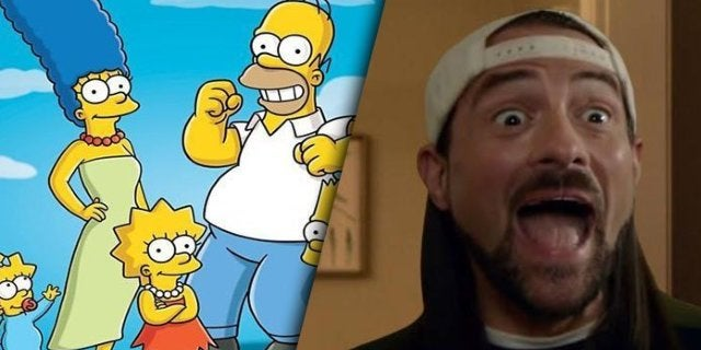 Kevin Smith to Appear on the Simpsons as Himself