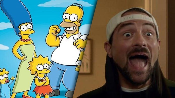 kevin smith the simpsons