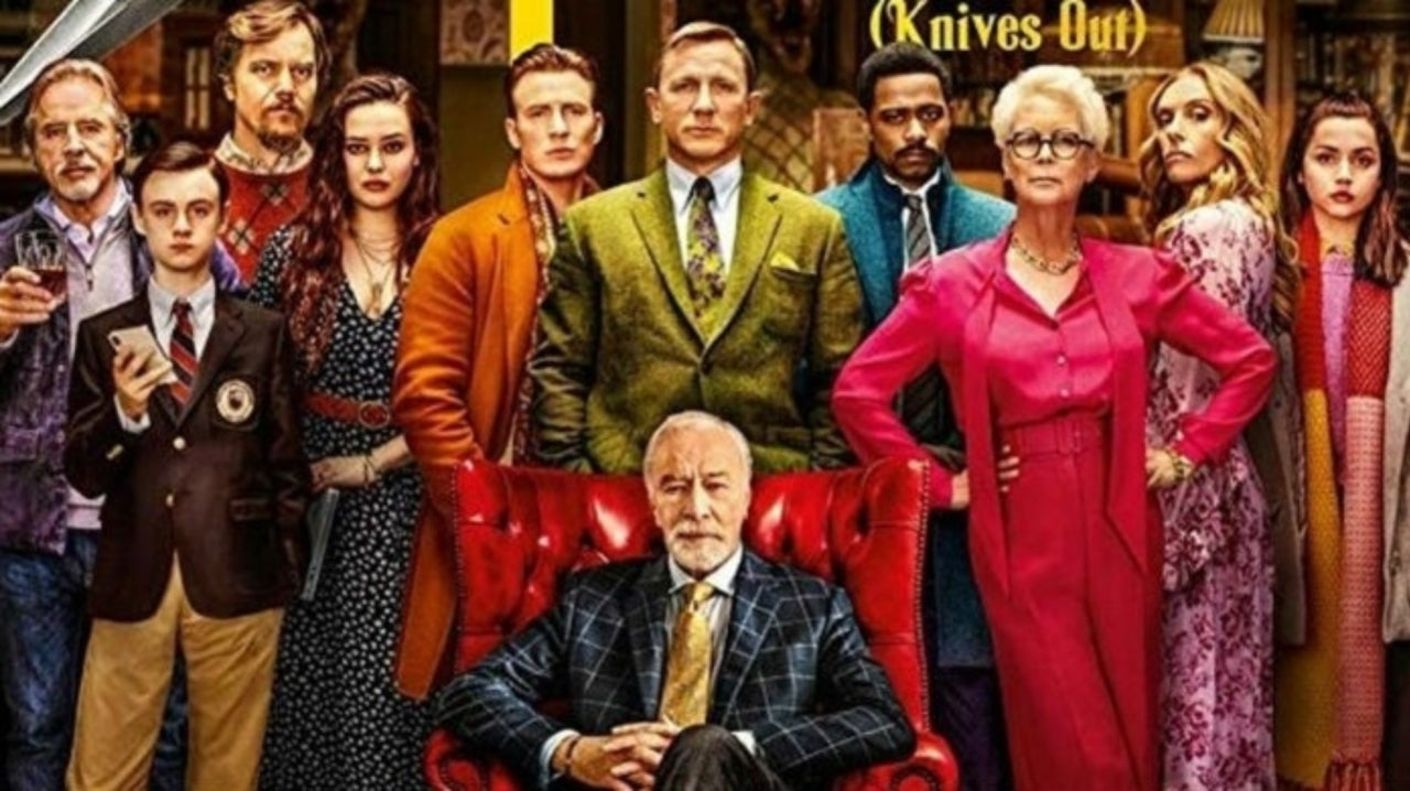Chris Evans, Rian Johnson, and Jamie Lee Curtis React to Special Knives Out Screening in Japan