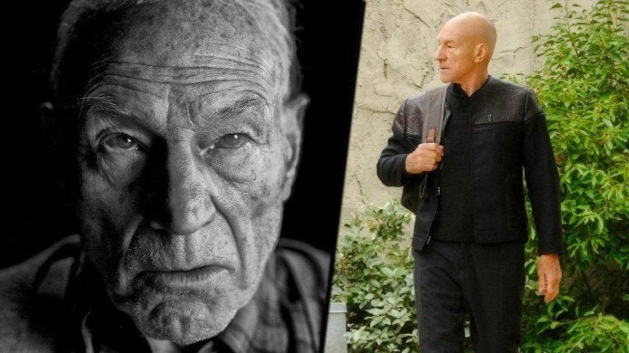 Star Trek: Picard's Patrick Stewart Discusses Comparisons to Logan