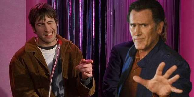 Evil Dead Star Bruce Campbell Asks Kevin Smith for a Role in Mallrats Sequel