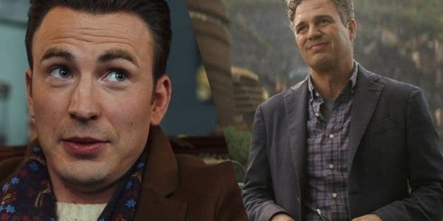 Mark Ruffalo Is Concerned He Can't Tag Marvel Co-Star Chris Evans in Twitter Photos