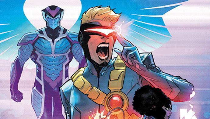 marvel comics x-men children of the atom