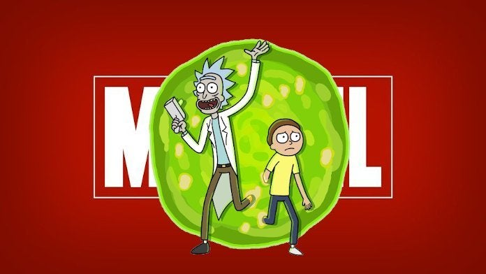 Marvel Conifrms Rick and Morty Exist Marvel Universe