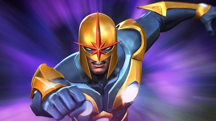 Marvel Contest of Champions Nova
