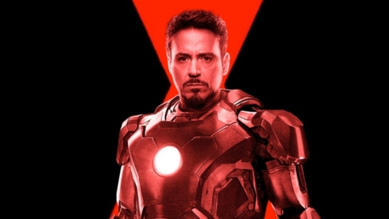Iron Man Star Robert Downey Jr. Addresses Rumor Tony Stark Returns in Black Widow Movie