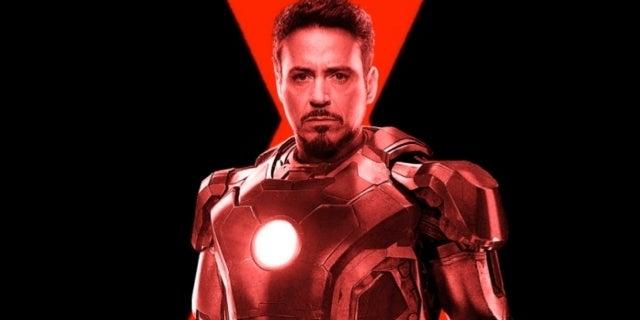 Marvel Iron Man Black Widow movie comicbookcom