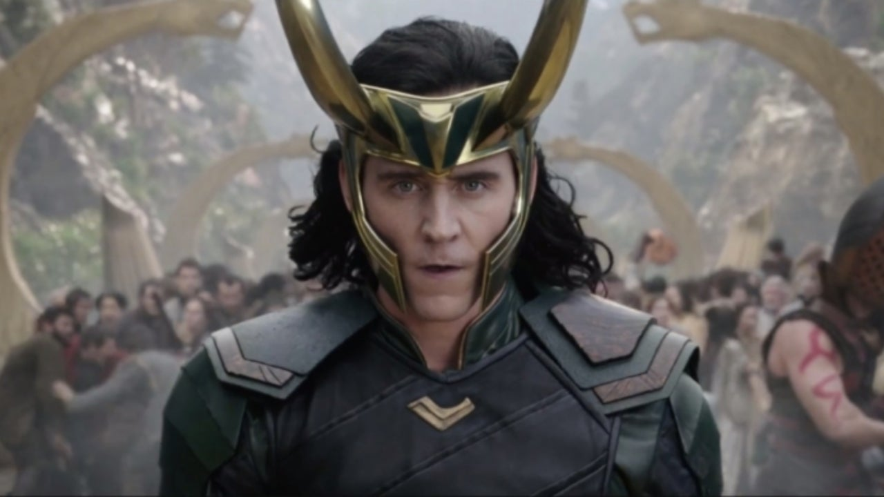 Marvel's Tom Hiddleston Shares First Look At Loki TV Series Prep