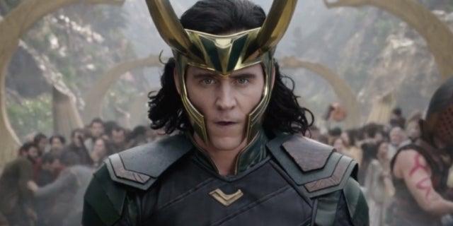 Marvel Loki Tom Hiddleston