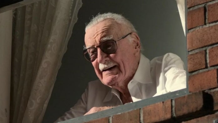 Marvel Studios MCU Stan Lee