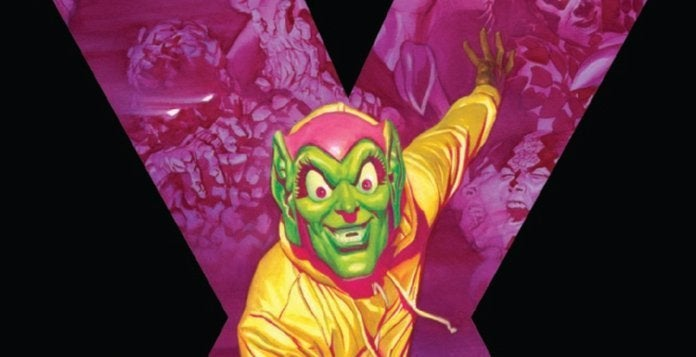 Marvels X #1 Review - Cover