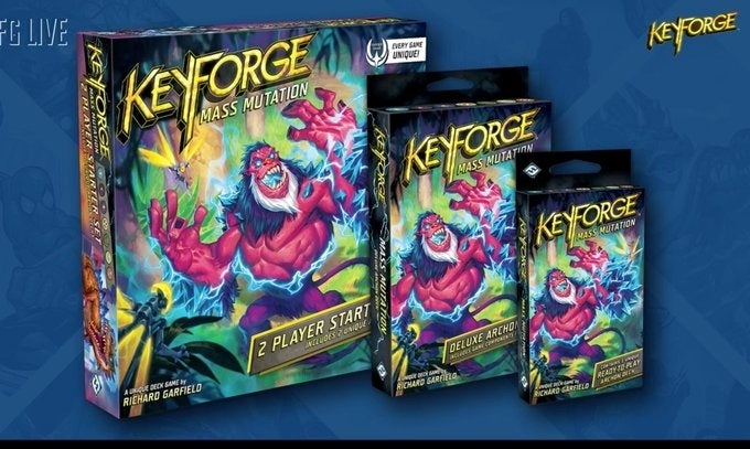 mass mutation keyforge