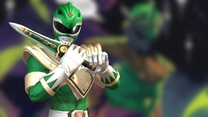 MMPR TMNT 2 Green Ranger Shredder