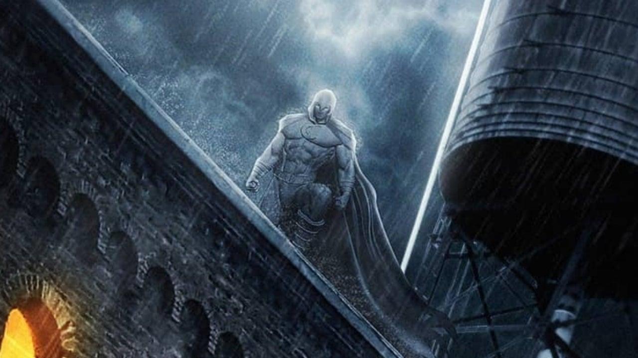 Moon Knight Fan Poster Teases Marvel's Darkest Project Yet