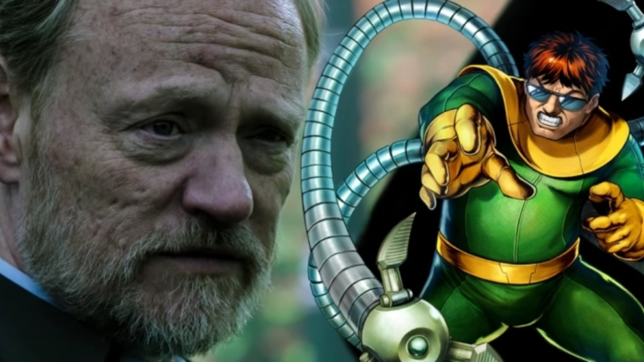 Morbius: Could Jared Harris Be Playing Spider-Man Villain Doctor Octopus?